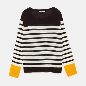 New Basic Sweater From ZARA